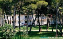 Appartement 4+2 en hôtel resort à Pula Verudela Istrie Croatie - location croatie